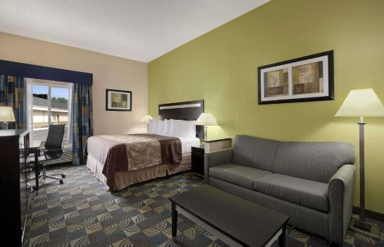 Standardzimmer Quality Inn and Suites Glenmont - Albany