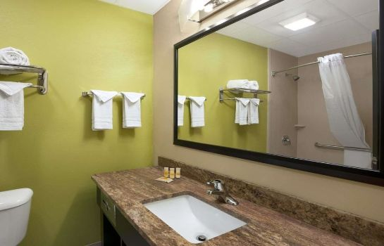 chambre standard Quality Inn and Suites Glenmont - Albany
