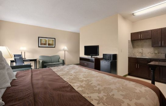 Habitación estándar Days Inn and Suites Glenmont/Albany