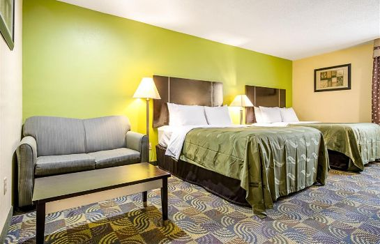 Chambre Quality Inn and Suites Glenmont - Albany