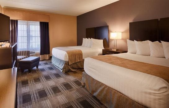 Camera Best Western Hartford Hotel & Suites
