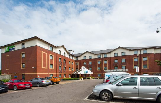 Exterior view Holiday Inn Express BRISTOL - NORTH