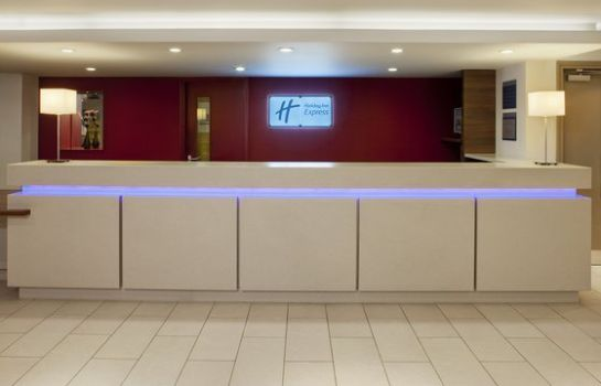 Lobby Holiday Inn Express BRISTOL - NORTH
