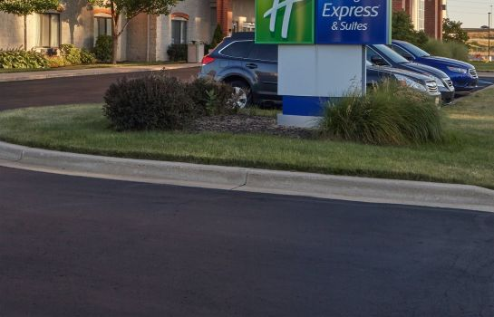 Buitenaanzicht Holiday Inn Express & Suites GRAND RAPIDS - SOUTH