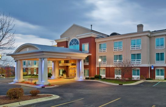 Außenansicht Holiday Inn Express & Suites GRAND RAPIDS-NORTH