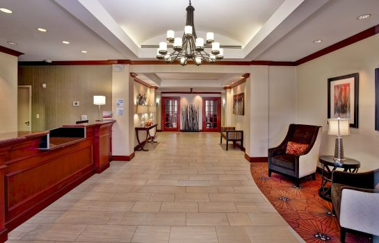Lobby Holiday Inn Express & Suites GRAND RAPIDS-NORTH