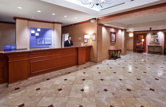 Hotelhalle Holiday Inn Express & Suites GRAND RAPIDS-NORTH