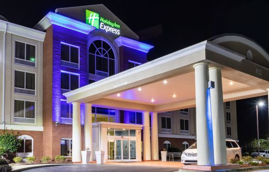 Außenansicht Holiday Inn Express & Suites BIRMINGHAM-IRONDALE (EAST)
