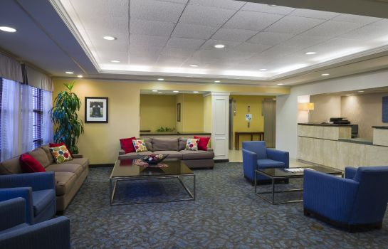 Lobby Holiday Inn Express & Suites KING OF PRUSSIA