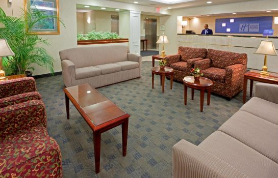 Hotelhalle Holiday Inn Express & Suites KING OF PRUSSIA