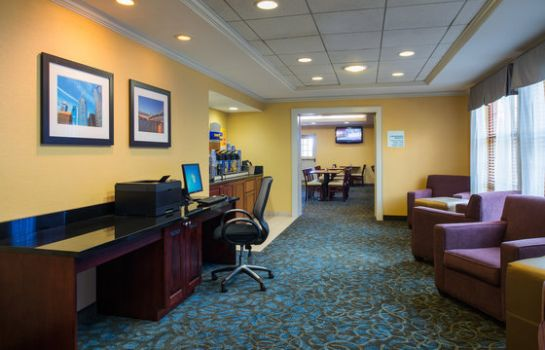 Information Holiday Inn Express & Suites KING OF PRUSSIA