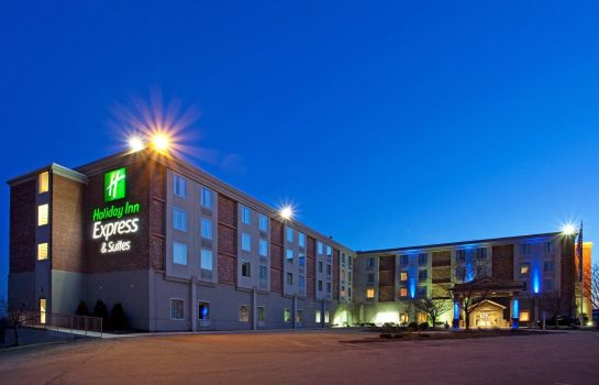 Außenansicht Holiday Inn Express & Suites PITTSBURGH WEST MIFFLIN