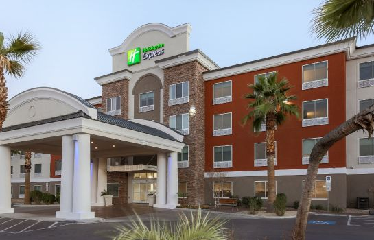 Außenansicht Holiday Inn Express LAS VEGAS - SOUTH