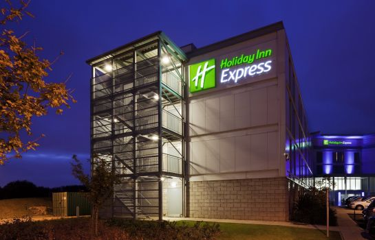 Vista esterna Holiday Inn Express LONDON - STANSTED AIRPORT