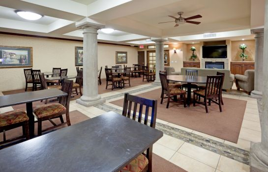 Restaurant Holiday Inn Express & Suites MARINA - STATE BEACH AREA