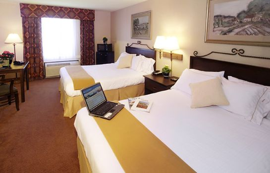 Chambre Holiday Inn Express & Suites MARINA - STATE BEACH AREA
