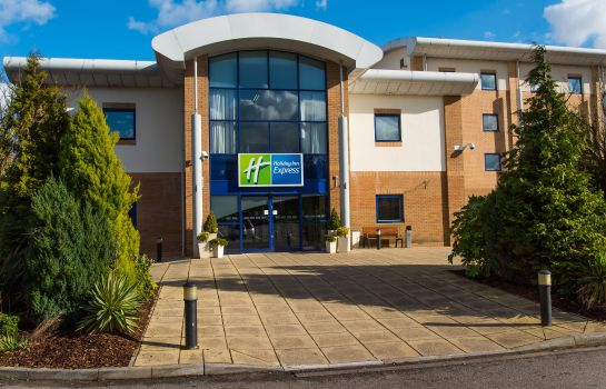 Außenansicht Holiday Inn Express NEWPORT