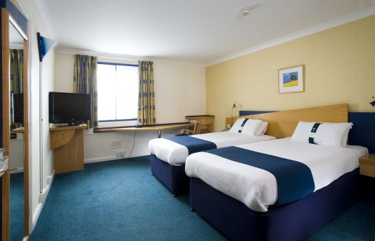 Zimmer Holiday Inn Express NEWPORT