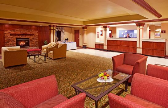 Hotelhalle Holiday Inn Express & Suites PITTSBURGH WEST MIFFLIN