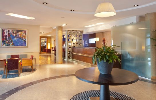 Lobby JCT.7 Holiday Inn Express SOUTHAMPTON M27