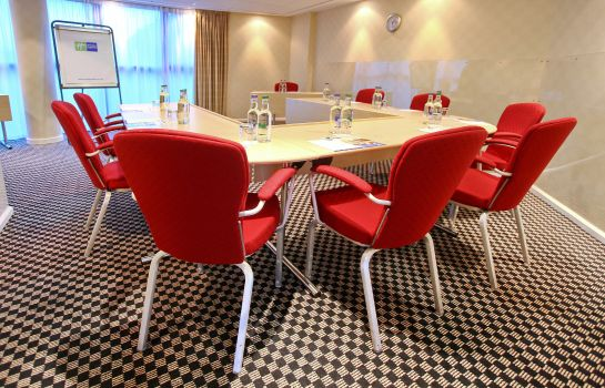 Conference room JCT.7 Holiday Inn Express SOUTHAMPTON M27