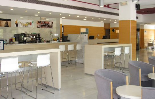 Bar de l'hôtel Holiday Inn Express VALENCIA - BONAIRE