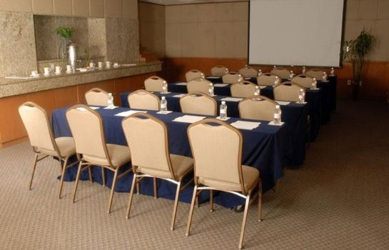 Conference room Eurostars Zona Rosa Suites