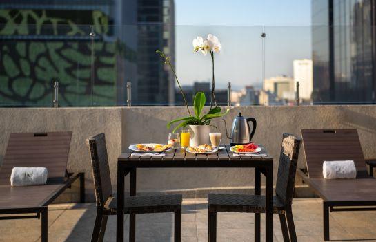 Hotel Hotel Eurostars Zona Rosa Suites En Ciudad De Méjico