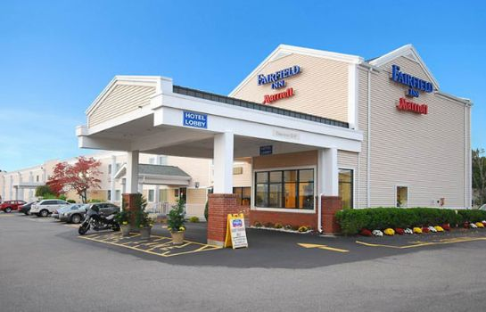 Außenansicht Fairfield Inn Boston Dedham