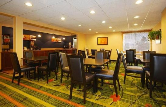 Restaurant Fairfield Inn Boston Dedham