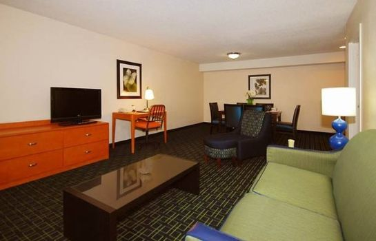 Zimmer Fairfield Inn Boston Dedham