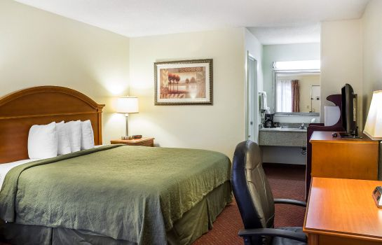 Zimmer Quality Inn North