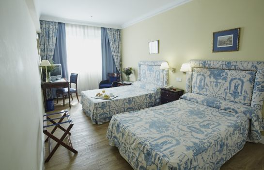 Double room (standard) Osuna Feria Madrid