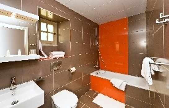 Badezimmer Kyriad Orange Centre