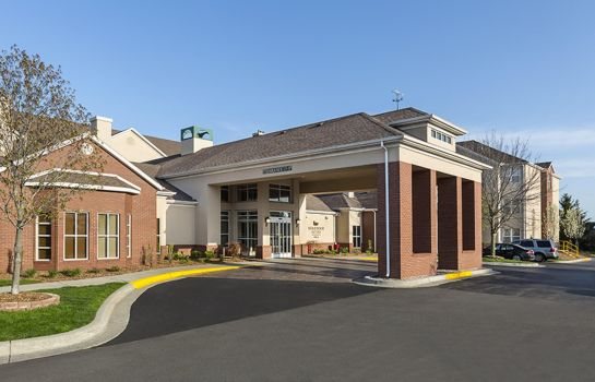 Außenansicht Homewood Suites Grand Rapids