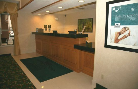 Hotelhalle Homewood Suites Grand Rapids