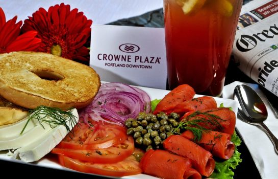 Restaurante Crowne Plaza PORTLAND-DOWNTOWN CONV CTR
