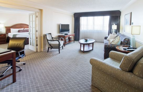 Suite Crowne Plaza PORTLAND-DOWNTOWN CONV CTR