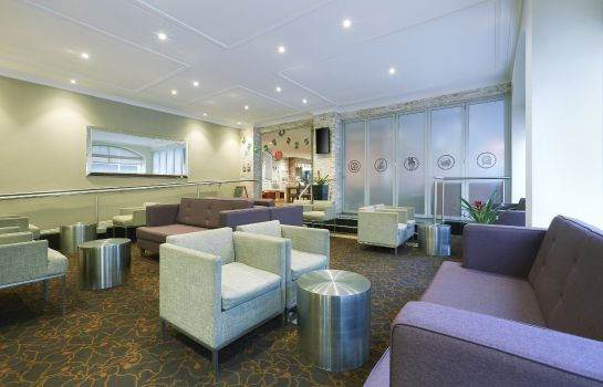 Außenansicht Holiday Inn DARLING HARBOUR