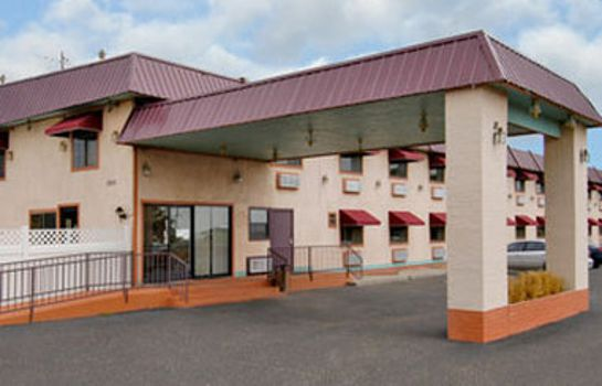 Exterior view Quality Inn Clovis