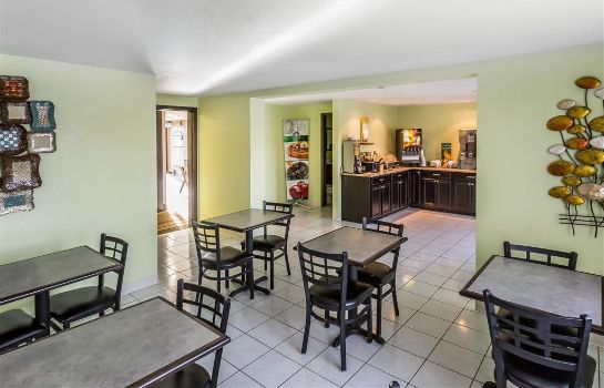 Restaurant Quality Inn Clovis