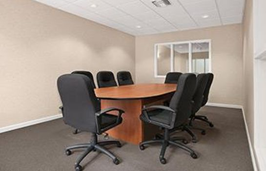 Conference room HOTEL AURA SFO AIRPORT