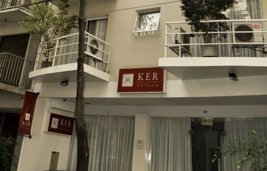 Exterior view KER BELGRANO APART HOTEL AND SPA