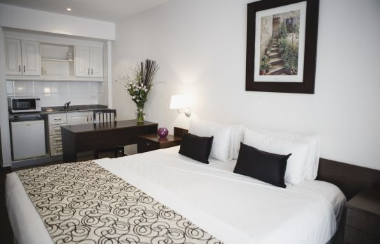Single room (standard) KER BELGRANO APART HOTEL AND SPA