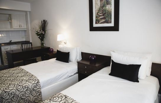 Double room (standard) KER BELGRANO APART HOTEL AND SPA