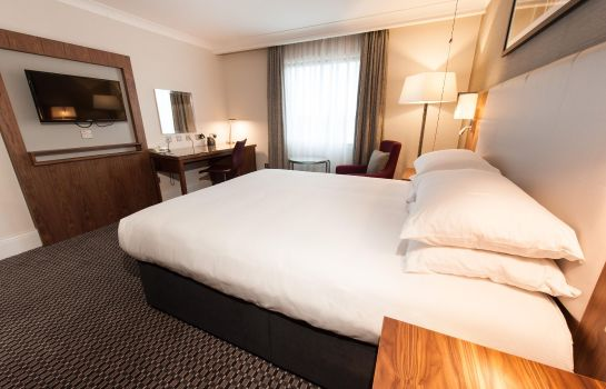 Zimmer DoubleTree by Hilton Edinburgh Airport
