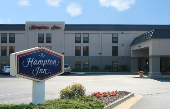 Außenansicht Hampton Inn Grand Rapids-North