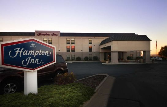 Buitenaanzicht Hampton Inn Grand Rapids-North