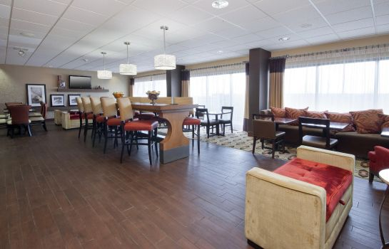 Hotelhalle Hampton Inn Grand Rapids-North