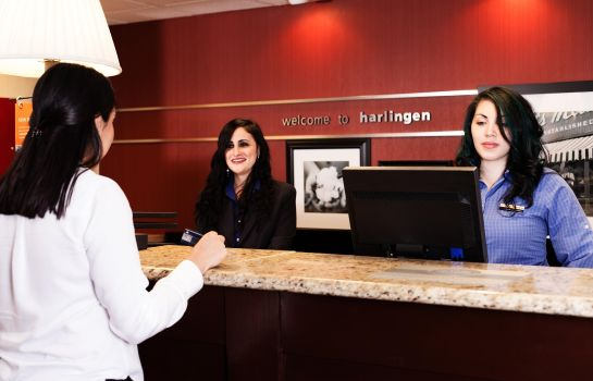 Hotelhalle Hampton Inn - Suites Harlingen